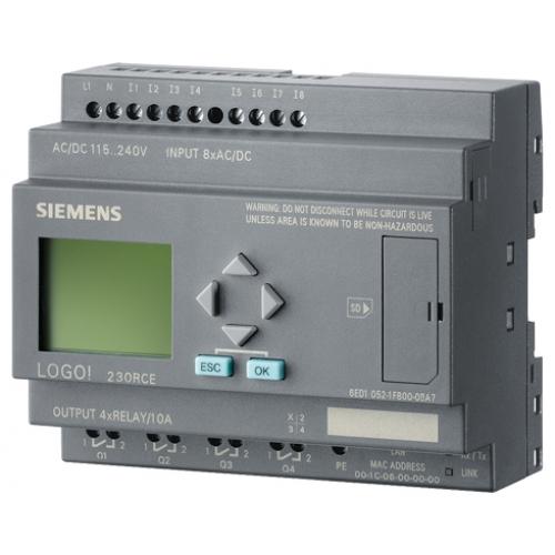 Реле Siemens LOGO!